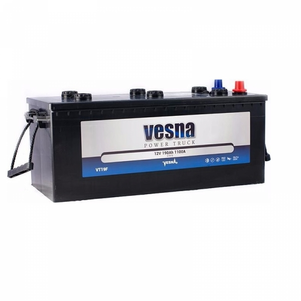 Аккумулятор Vesna Power Truck 190Ah (3)