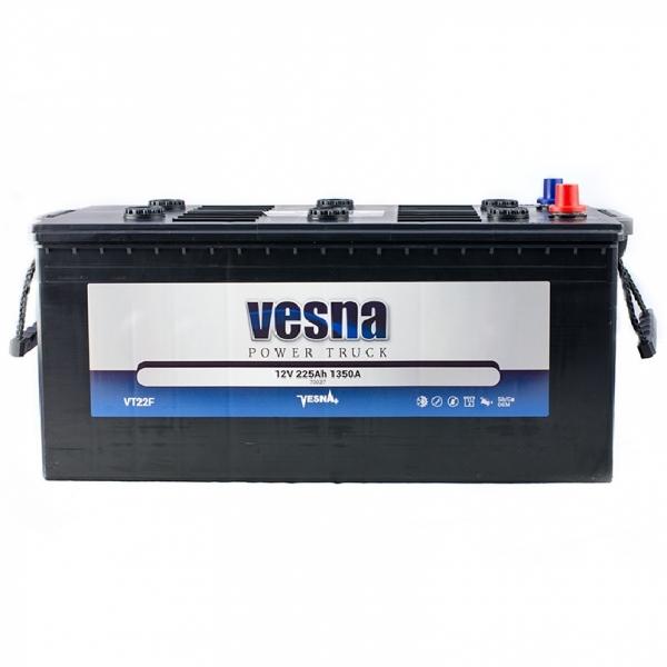 Аккумулятор Vesna Power Truck 225Ah (3)