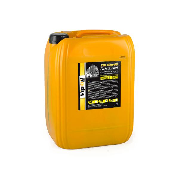 Моторное масло VipOil Professional TDI 10W-40 20л