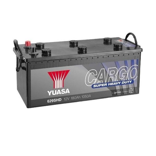 Аккумулятор Yuasa Cargo Super Heavy Duty 180 Ah