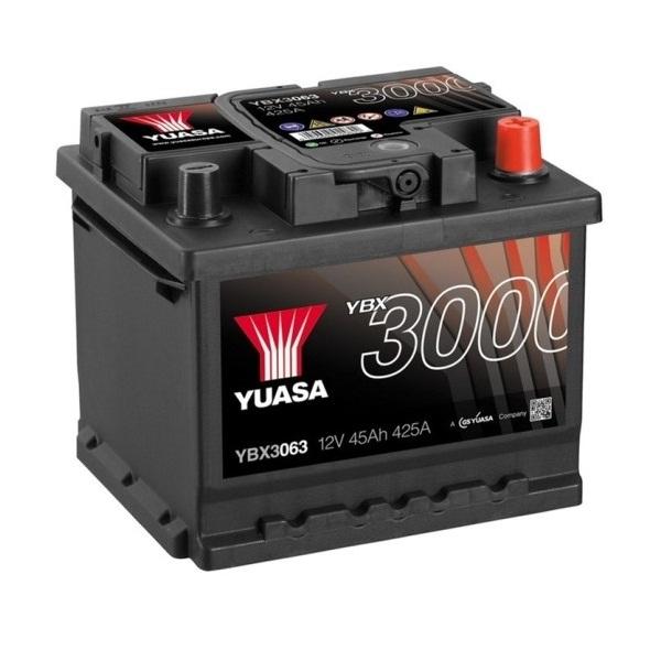 Аккумулятор Yuasa SMF Battery 45 Ah