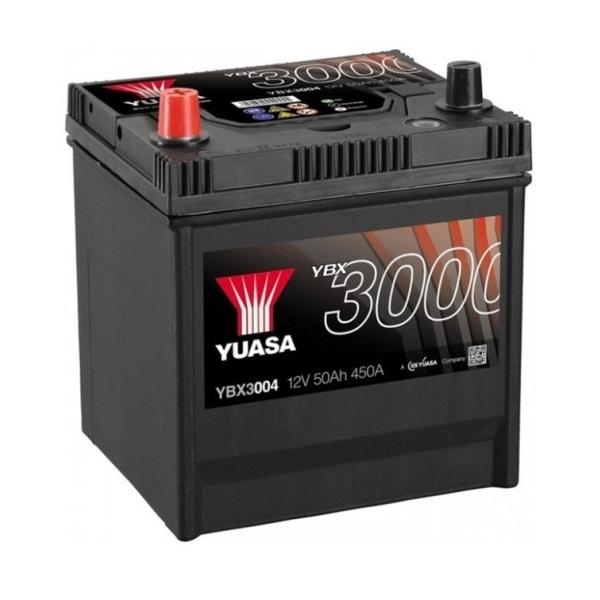 Аккумулятор Yuasa SMF Battery 50 Ah (L)