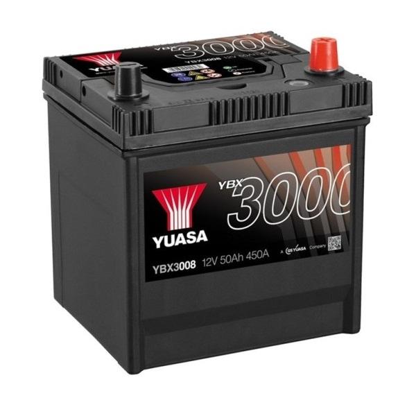 Аккумулятор Yuasa SMF Battery 50 Ah (R)