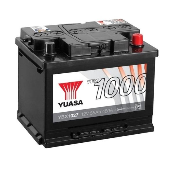 Аккумулятор Yuasa SMF Battery 55 Ah