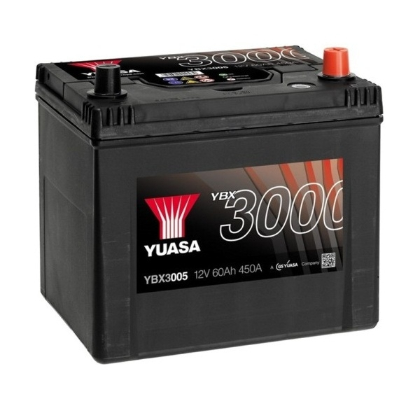 Аккумулятор Yuasa SMF Battery 60 Ah YBX3005
