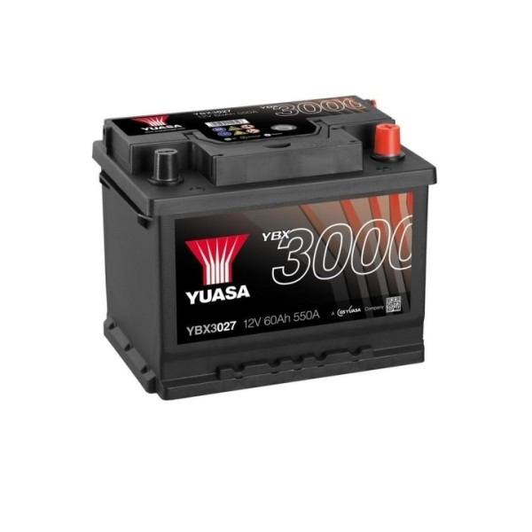 Аккумулятор Yuasa SMF Battery 60 Ah YBX3027
