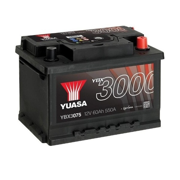 Аккумулятор Yuasa SMF Battery 60 Ah YBX3075