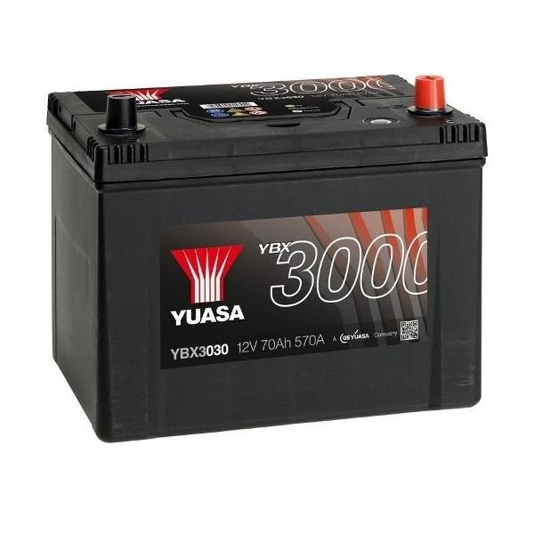 Аккумулятор Yuasa SMF Battery 70 Ah (R)