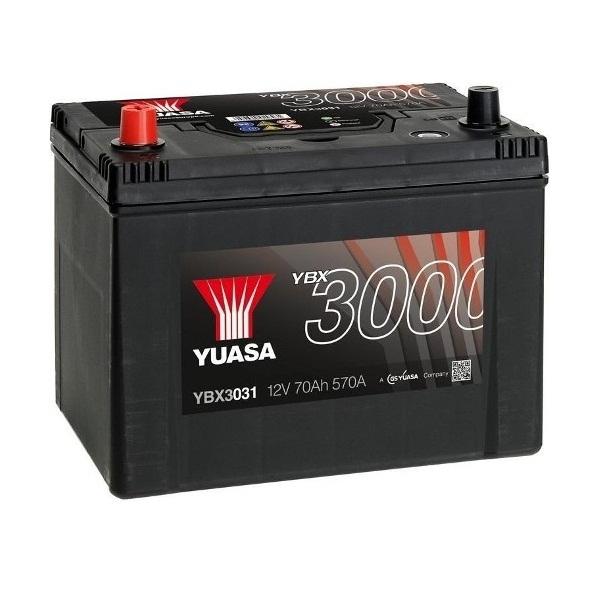 Аккумулятор Yuasa SMF Battery 70 Ah (L)