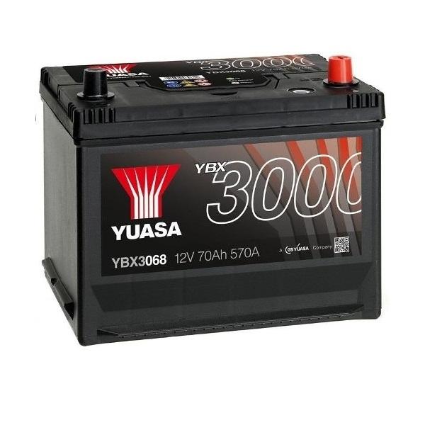 Аккумулятор Yuasa SMF 72 Ah (R)