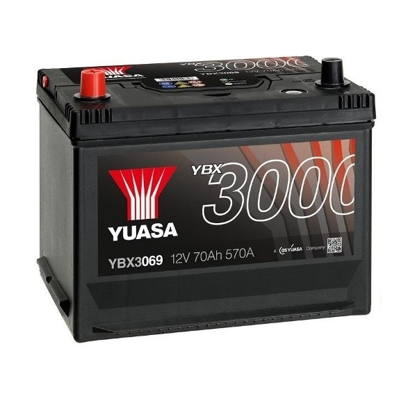Аккумулятор Yuasa SMF 72 Ah (L)