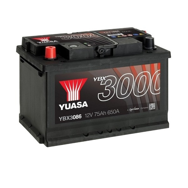 Аккумулятор Yuasa SMF Battery 75 Ah (L)