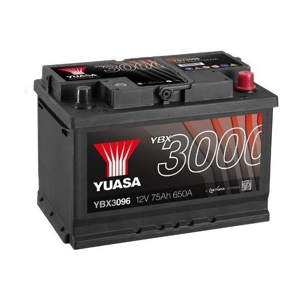 Аккумулятор Yuasa SMF Battery 75 Ah (R)