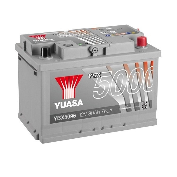 Аккумулятор Yuasa Silver High Performance 80 Ah