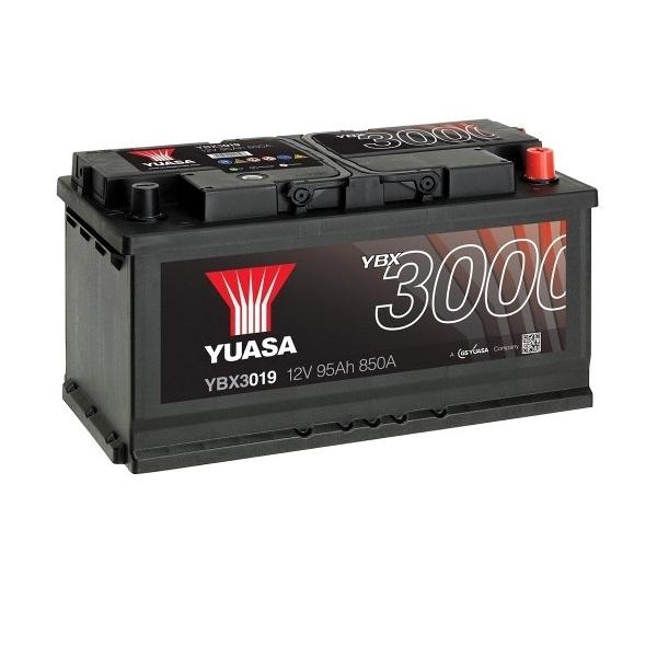 Аккумулятор Yuasa SMF Battery 95 Ah