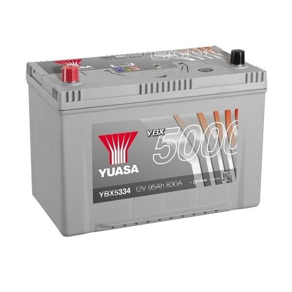 Аккумулятор Yuasa Silver High Performance 95 Ah (L)
