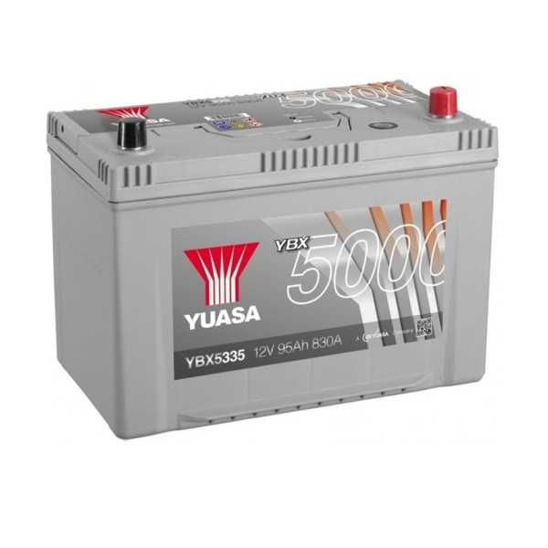 Аккумулятор Yuasa Silver High Performance 95 Ah (R)