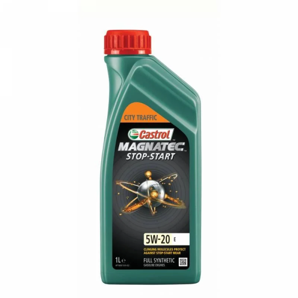 Моторное масло Castrol Magnatec Stop Start 5W-20 E 1л