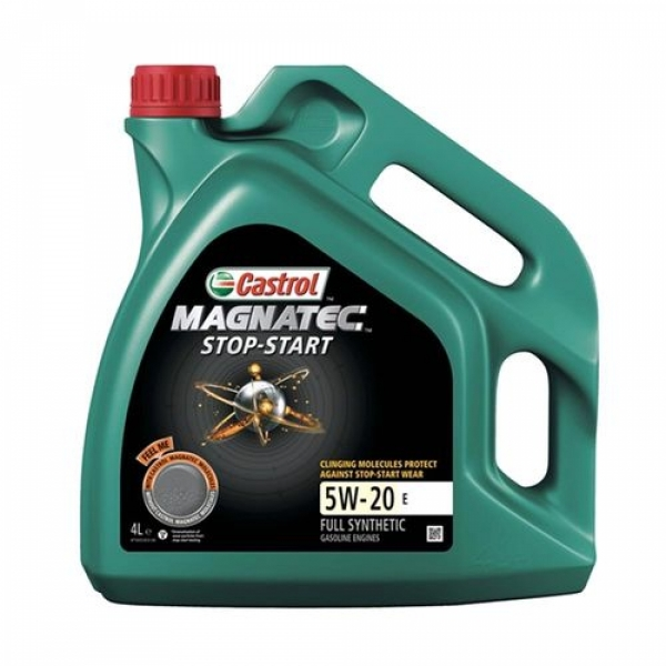 Моторное масло Castrol Magnatec Stop Start 5W-20 E 4л