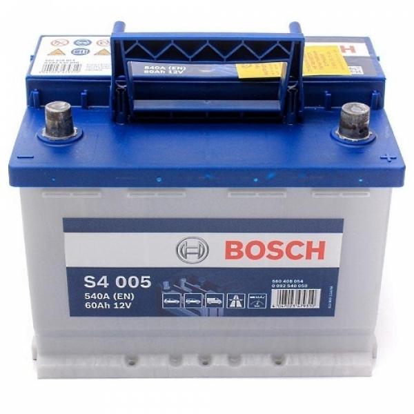 Аккумулятор Bosch 60Аh  S4 005